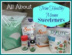 Trim Healthy Mama: On Plan Sweeteners - An Ordinary Housewife All About Trim Healthy Mama Sweeteners and what to do if you can't have certain ones, including stevia and/or sugar alcohols! Thm Recipes, Heart Healthy Recipes, Dessert Recipes, Desserts, Paleo Dessert, Potato Recipes, Vegetable Recipes, Sweet Recipes, Vegetarian Recipes