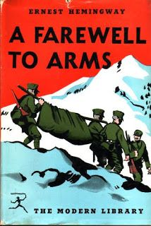 Book Review: A Farewell to Arms by Ernest Hemingway