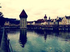 Lucerne, Switzerland Lucerne Switzerland, Places, Lugares