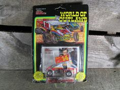 Tim Green #14, Racing Champions, World Of Outlaws, Sprint Cars 1993, 1/64 Scale Die Cast Model Car, 1st Series, Collectible Toys by TheStorageChest on Etsy