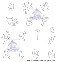 Letras+Disney+1.jpg (724×792)