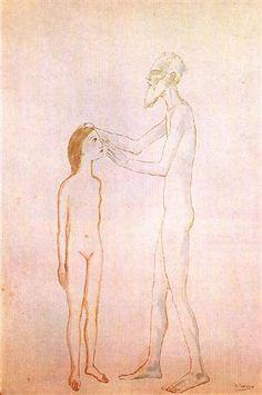 Pablo Picasso (1904)