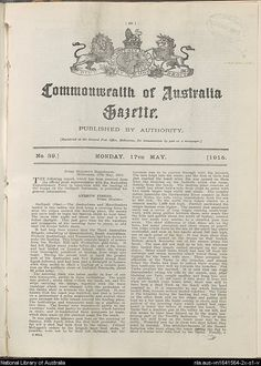 Gazettes are another publication to search as well as newspapers. As many gazettes were used as the local newspaper at different times, read about them here