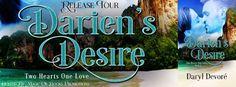 Liza O'Connor - Author: Daryl Devore shares Darien's Desire.