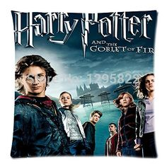 Sea Love 18 x 18two sides Harry Potter Alphabet Throw Pillow Case Cushion Cover 2014 Free ShippingPC181159 >>> See this great product. (This is an affiliate link) #HalloweenPillowCovers