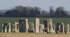 Stonehenge's secret unravelled at last: It was 'burial ground for royal family'