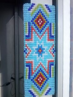 Bead loom project
