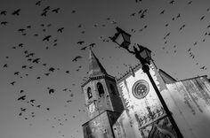 Igreja S. João Batista - Tomar, Portugal