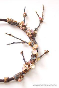 Necklace - Prometheus bronze, www.anastasiapribeskaia.com
