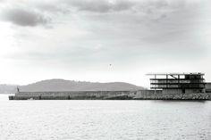 CCS Ferrol. Galicia. Arquitectura y paisaje. Arquitectura y mar