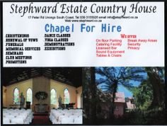 Chapel For Hire On South Coast KZN Restaurant Offers, Chapel Wedding, Dance Class, Wedding Locations, Bed And Breakfast, Vows, South Africa, Catering, Posters