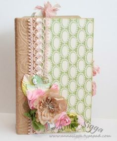Hollywood Vogue mini-album by Scrappalicious for $85.00