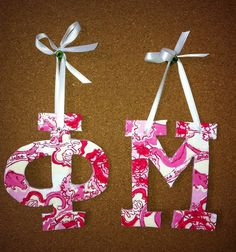 lilly pulitzer print for phi mu <3