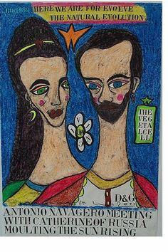 Antonio Navagero & Catherine of Russia