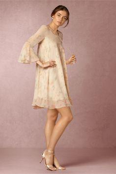 BHLDN Macie Dress in  Bridesmaids Bridesmaid Dresses Short at BHLDN
