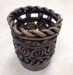 clay coil pot designs - Google Search