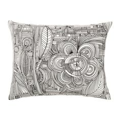 EIVOR Cushion - IKEA; £7