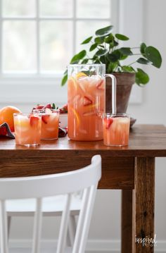 You're going to love this easy and delicious Campari Sangria Recipe! #sangria #recipe #summer #campari #rosé #wine #cocktail Best Cocktail Recipes, Sangria Recipes, Brunch Recipes, Traditional Sangria Recipe, How To Make Sangria, Summer Sangria, Wine Tasting Party, Acquired Taste, Fun Cocktails