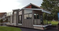 Utopian Villas' Denali Model (400 Sq Ft)