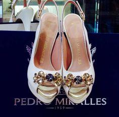 Wedding Collection by PEDRO MIRALLES. Edición especial novia de Lozanos by PEDRO  MIRALLES Zapatos De b9f5bbab2ec