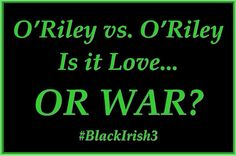 Promo for The Troubles (Black Irish #3).
