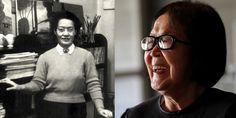 REGBIT1: Faleceu hoje a grande artista   Tomie Ohtake o céu...