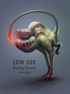 C.O.W. #202. The Mating Ritual - Voting!