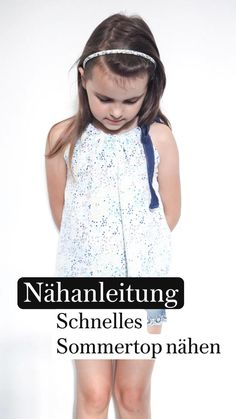 Kids Fashion, Fashion Outfits, Fashion Clothes, Womens Fashion, Sewing Projects For Kids, Sewing For Beginners, Stitch, Tops, Shirts