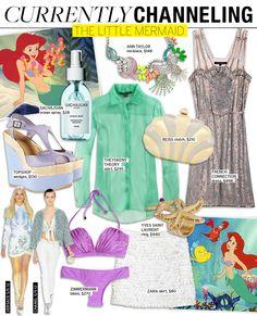@Alexandra M What Wear - The Little Mermaid