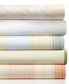 Tommy Bahama Home Daintree Tropic Queen Sheet Set - Ivory/Cream