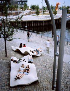 Hafency public space