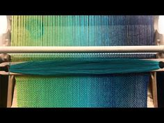 Warping my Rigid Heddle Loom - Babbles Travelling Yarns
