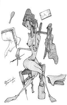 INKED .sketchbook by Omar Shammah,