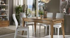 Tavolo rettangolare allungabile art. 22006