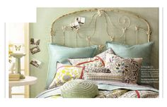 Price of Antique Iron Bed | Designing Jewels: I need an Antique Iron Bed in my life!