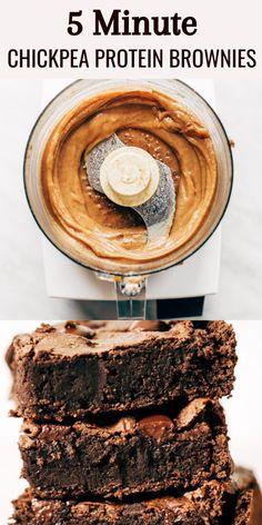 Protein Brownies, Protein Cake, Healthy Brownies, Low Calorie Brownies, Chickpea Brownies, Low Calorie Cake, Protein Muffins, Protein Cookies, Healthy Sweets