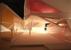 Architectural Design: Dance Machine | Yale School of Architecture