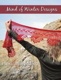 Mexican wedding shawl