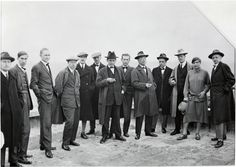 nueva objetividad | Masters-on-the-roof-of-the-Bauhaus-building-c.-1926.-Courtesy-Bauhaus ...