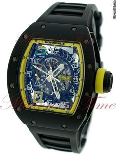Richard Mille RM30 Grand Prix Brazil Limited to 30 Pieces Skeleton Dial