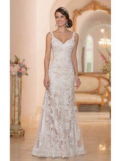 wedding dress 2016, wedding dresses, lace wedding dress, lace bridal gown, cheap wedding dresses