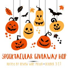 Spooktacular Giveaway Hop. Win a custom wrapped canvas print for your home!