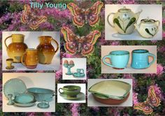 Tilly Young will be exhibiting her wonderful range of domestic ware