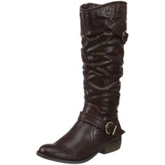 need these, dark brown riding boot