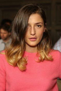 Eleonora Carisi Photos: MBFW: Front Row at Giulietta