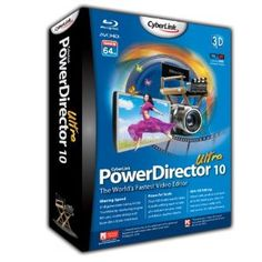 CyberLink PowerDirector 10 Ultra : Disclosure : affiliate link