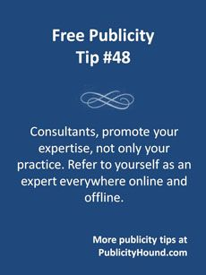 Consultants, don't just market your consulting practice. Promote your expertise. Too many consultants focus too much on the tasks they do rather than what they know and what they do with that expertise such as help people solve problems. Refer to yourself as an expert everywhere online and offline. Create content that focuses on solutions to problems. #consulting #consultants #expertise