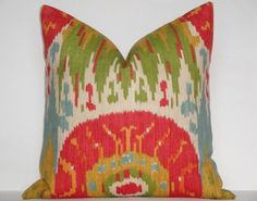Decorative Pillow Cover / 20x20