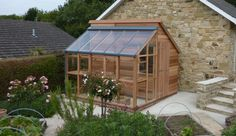 Greenhouses and Coldframes made to the highest standards | Gabriel Ash