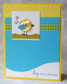 My Little Chickadee by peeps321 - Cards and Paper Crafts at Splitcoaststampers